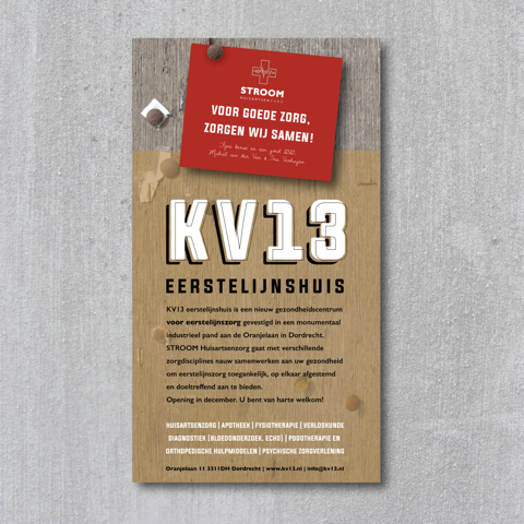 KV13 advertentie