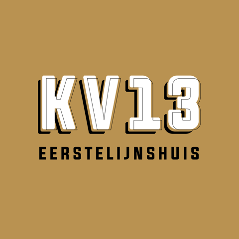 KV13 eerstelijnshuis | logo
