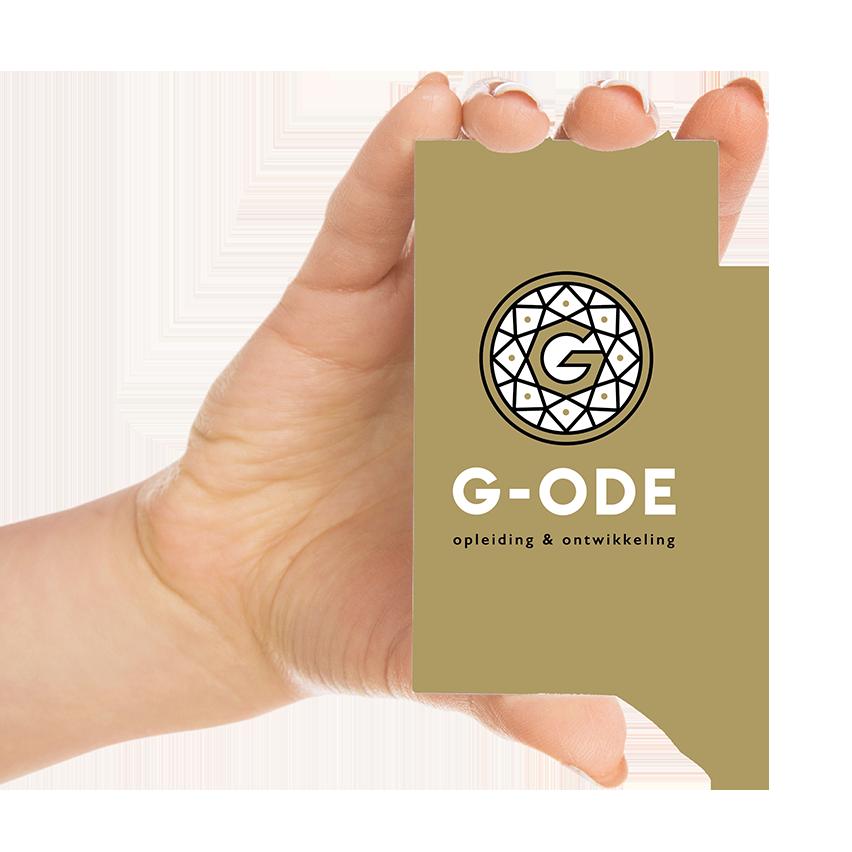 G-ODE visitekaartje