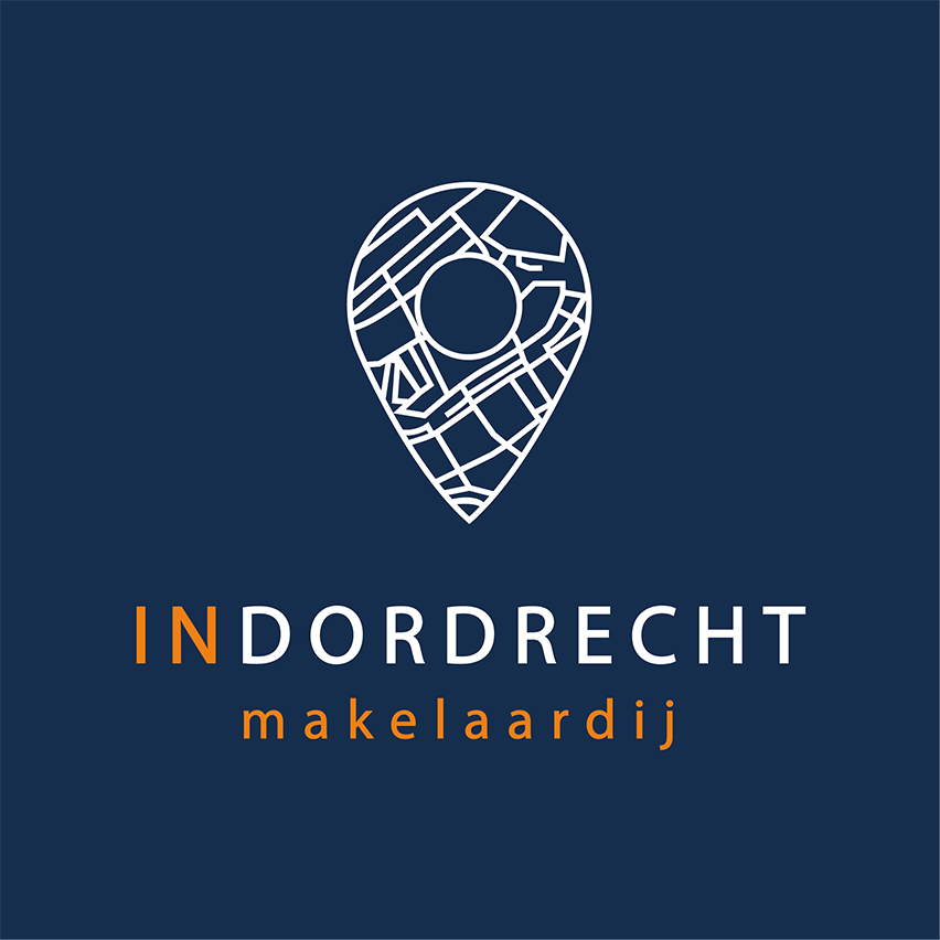 IN DORDRECHT makelaardij logo