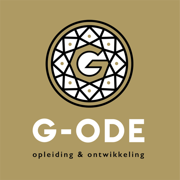 G-ODE opleiding & ontwikkeling logo huisstijl