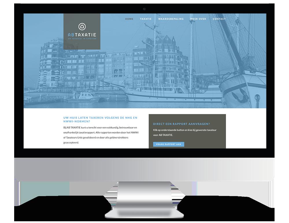 ABTaxaties Webdesign