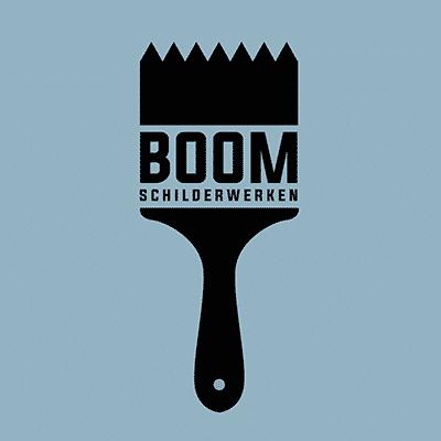 BOOM Schilderwerken Logo