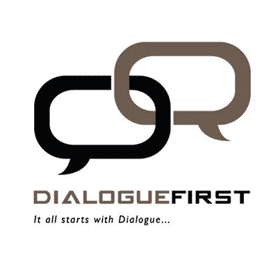 DIALOGUE FIRST Logo
