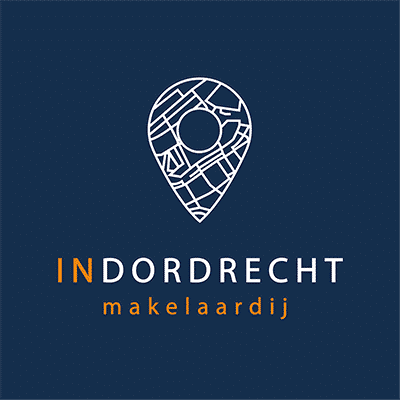 IN DORDRECHT makelaardij logo