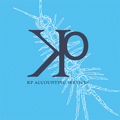KP Accounting Services Logo