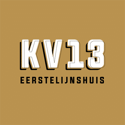 KV13 eerstelijnshuis Logo