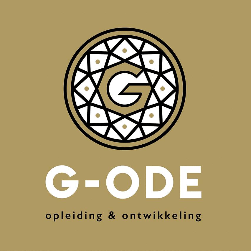 G-ODE opleiding & ontwikkeling logo huisstijl