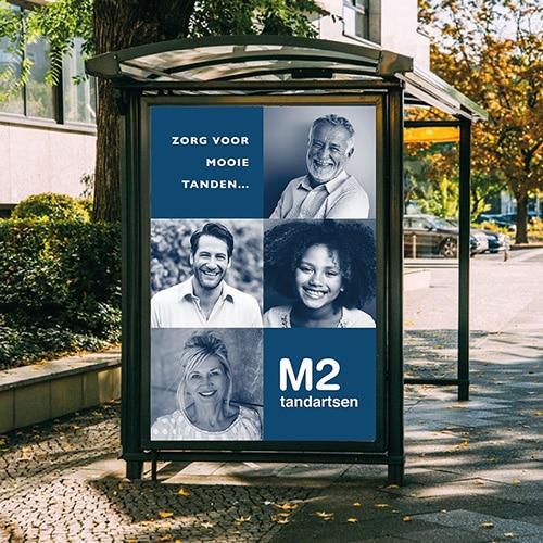 M2 tandartsen abri